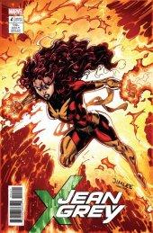 Jean Grey #4 X-Men Trading Card Variant