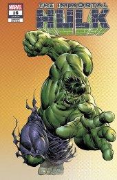 The Immortal Hulk #16 ComicXposure Mike Deodato Variant Cover