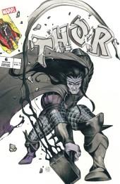 Thor #6 Peach Momoko Variant