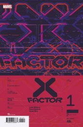 X-Factor #1 1:10 Muller Design Variant