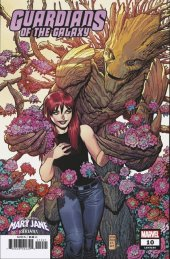 Guardians of the Galaxy #10 Arthur Adams Mary Jane Variant