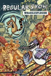 regular show: wrasslesplosion tp