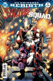 Suicide Squad #12 Variant Edition