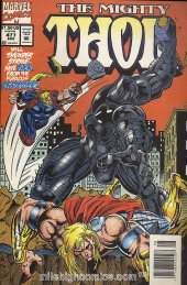 The Mighty Thor #477 Newsstand Edition
