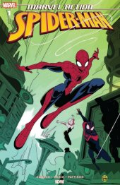 Marvel Action: Spider-Man #1 Comics Dungeon Corey Lewis Cover