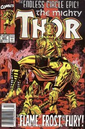 The Mighty Thor #425 Newsstand Edition