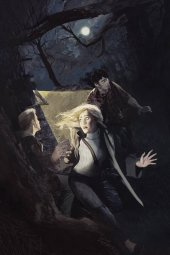 Nancy Drew and the Hardy Boys: The Big Lie #4 Cover D 1:20 Dalton Virgin