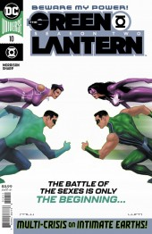 The Green Lantern Season Two #10