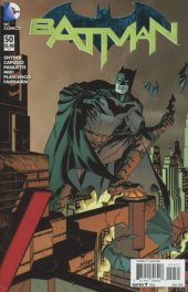 Batman #50 Connecting Variant