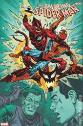 The Amazing Spider-Man #800 Ron Frenz Variant