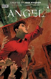 Angel #4 1:20 Sliney Cover