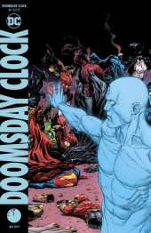 Doomsday Clock #9 Variant Edition