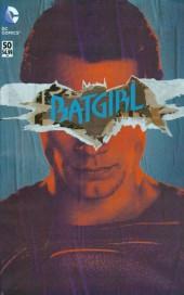 Batgirl #50 Polybag Variant Edition