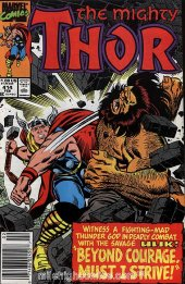 The Mighty Thor #414 Newsstand Edition