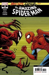 The Amazing Spider-Man #30 2nd Printing