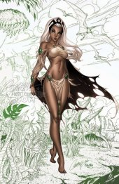 Uncanny X-Men #12 J. Scott Campbell Variant G