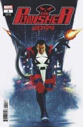Punisher 2099 #1 1:25 Steve Epting Variant