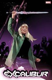 Excalibur #7 Oliver Gwen Stacy Variant