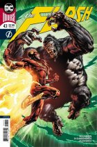 The Flash #43 Variant Edition