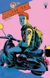 Archie #1 Francavilla Cover