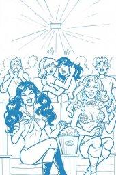 Red Sonja & Vampirella Meet Betty & Veronica #7 1:21 Incentive