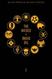 the wicked + the divine book 1 hc