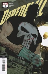 Daredevil #3 2nd Printing Checchetto Variant