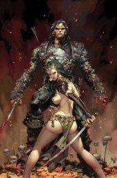 Cimmerian: Queen of the Black Coast #1 Emerald City Comic Con Edition