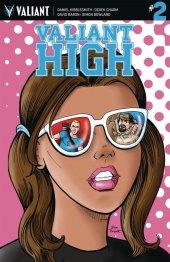 Valiant High #2 Dan Parent Variant