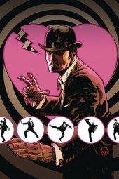 James Bond 007 #5 1:10 Johnson Virgin Cover