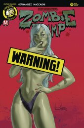 Zombie Tramp #71 Cover F Herman Risque
