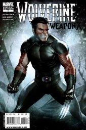 Wolverine: Weapon X #4 Granov Cover