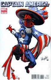 Captain America #3 Marvel Architects Variant