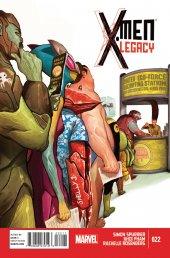 X-Men: Legacy #22