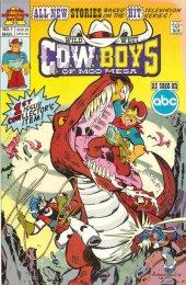 The Wild West C.O.W.-Boys of Moo Mesa #1