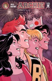 Archie #5 David Williams Variant