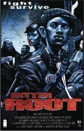 Bitter Root #10 Cover B Vallejo