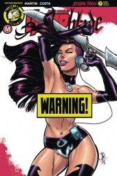 Vampblade: Season 3 #7 Cover D Ojeda Risque