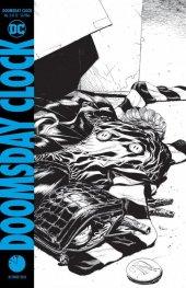 Doomsday Clock #2 3rd Printing