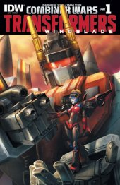 The Transformers: Windblade #1 Retailer Incentive