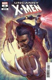 Uncanny X-Men #11 Lewis LaRosa Variant