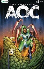 Superior Aoc #2 Cover B Qualano