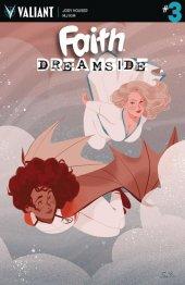 Faith: Dreamside #3 Cover B Meynet
