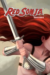 Red Sonja #18 Cover C Bob Q