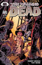 The Walking Dead #2 15th Anniversary Blind Bag Samnee Cover
