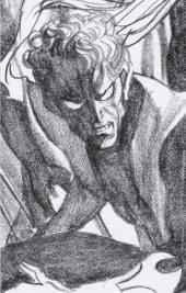 Excalibur #13 1:100 Alex Ross Timeless Virgin Sketch Variant