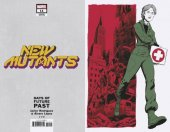 New Mutants #11 1:5 Rodriguez Days of Future Past Variant