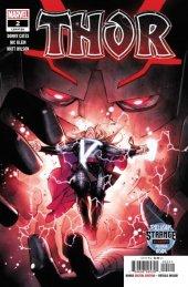 Thor #2 Original Cover