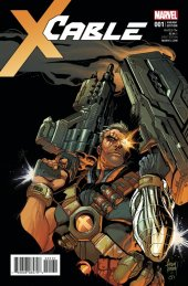 Cable #1 Kubert Variant