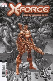 X-Force #5 2nd Printing